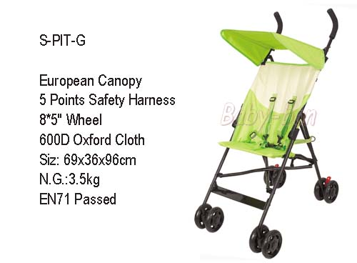 china baby stroller of simple style