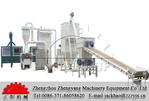 ZY-BRB Circuit Board Recycling Line
