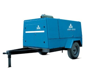 Portable Screw Air Compressor