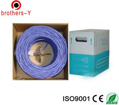 utp sftp ftp cat 5e cat6 1000ft/305m lan cable