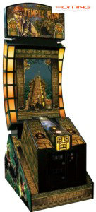 Temple Run simulator game machine(HomingGame-Com-SR-014)