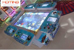 Ocean star catch fishing game machine(HomingGame-Com-FS-007)
