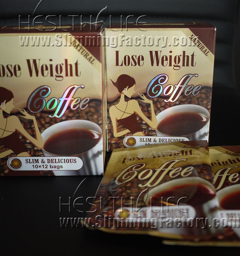 100% Natural Lose Weight Coffee, Slimming Easily Diet Coffee
