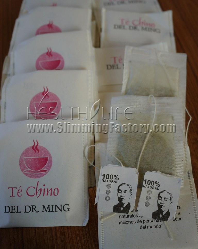 Dr. Ming Slimming Tea, Herbal Weight Loss Formula G
