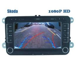 Skoda Superb/Skoda Yeti car dvd player