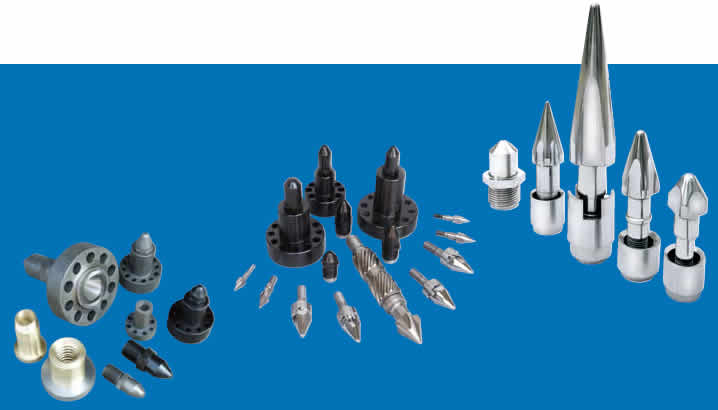 screw and barral for injection machine