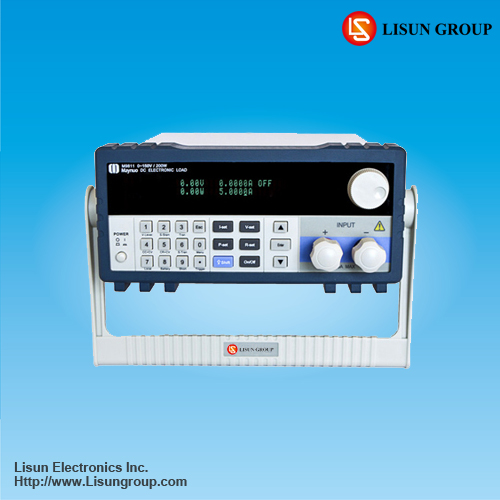 M9811 DC Electronic Load