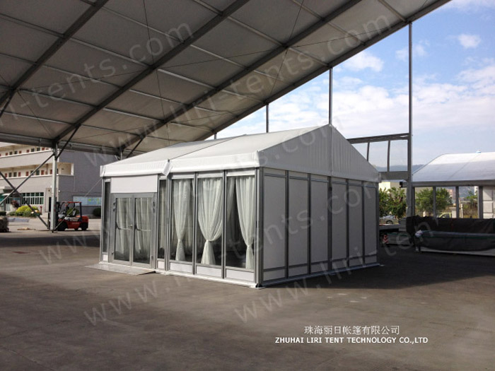 Structural aluminum tents for event party