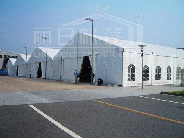 Big scale 40m width Exhibition hall