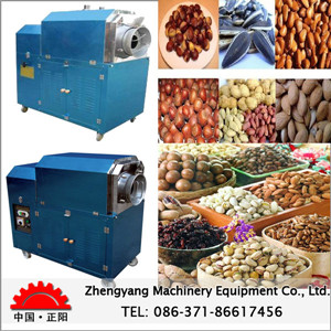 ZY-Series automation fry machine