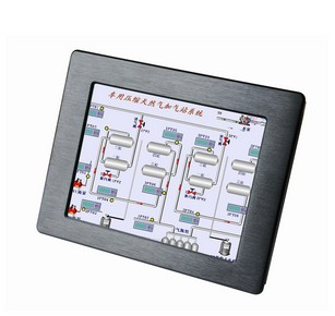 10.4industrial LCD monitor(ICP-104)