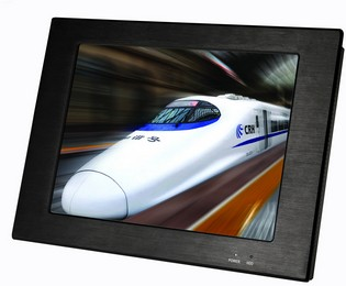 17TFT LCD Embedded PC