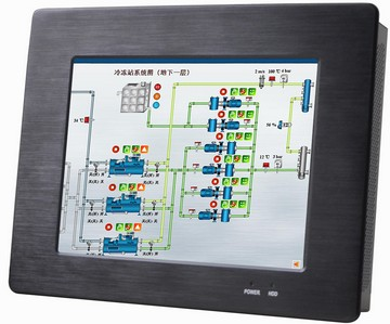 10.4″Industrial Panel PC