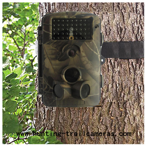 Color CMOS Sensor Wildview 940nm Trail Camera Waterproof IP54