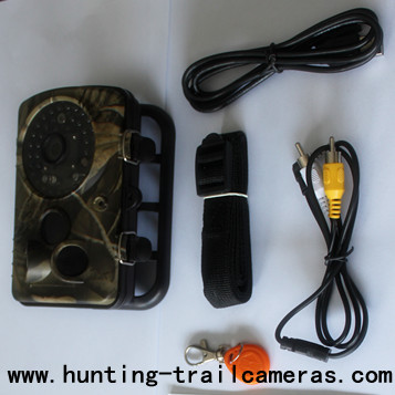 Outdoor HD MMS Hunting Camera IP54 Waterproof For Deer