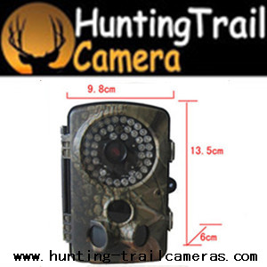 High Quality Hunting Camera MMS With Motion Detection And Night Vision
