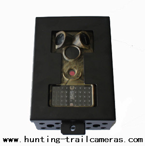 Deke 8MP Trophy Cam HD Trail Camera With Password Protected
