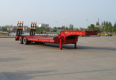 Durable best price lowbed semitrailer made of high tensile steel