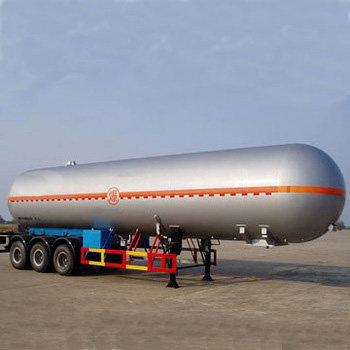 High quality carbon steel fuel tanker semitrailer with high performance