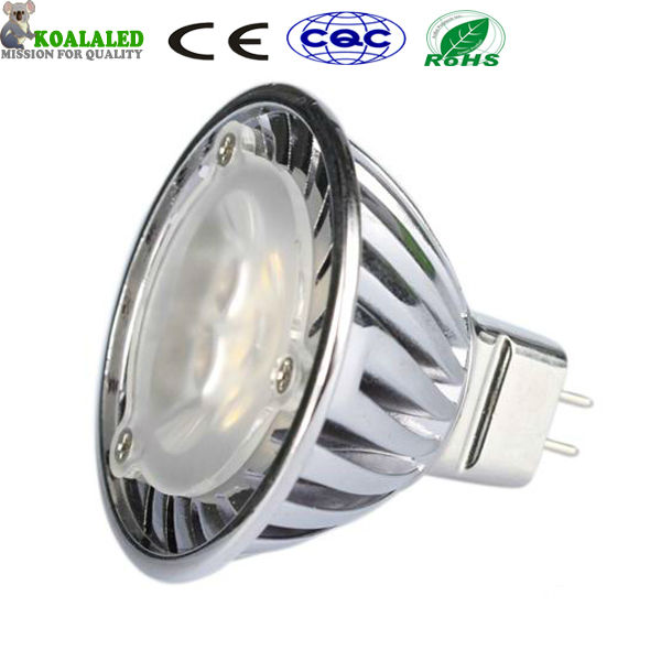 High quality 1w 3w led spot light mr16 cree for commercial