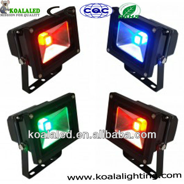 high lumen high quality led flood light with sensor