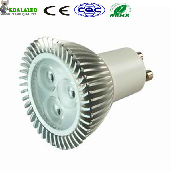 Promotional cob led spot lights 7w
