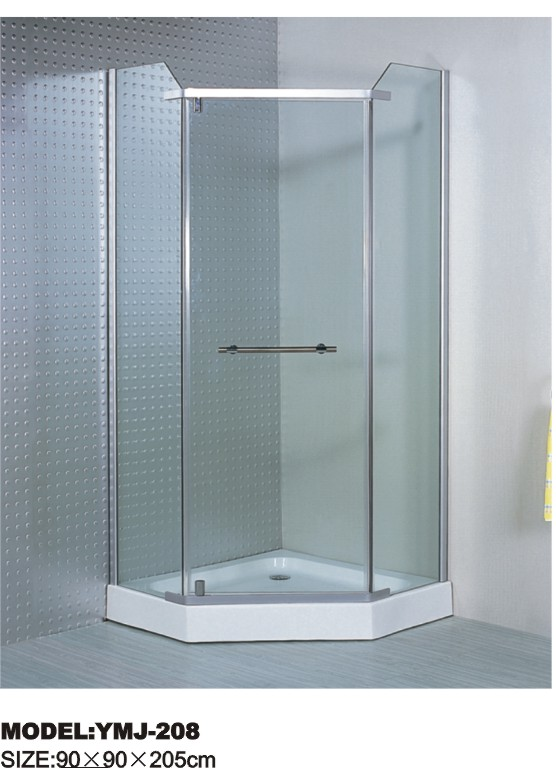YMJ-208 Cheap price shower enclosure/simple shower room