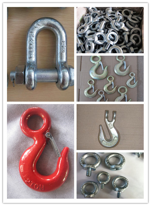 320 Alloy steel eye hook