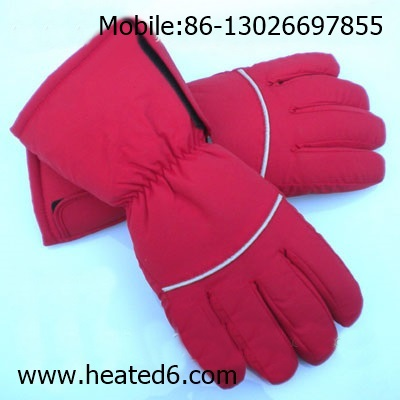 Heated Gloves for biker