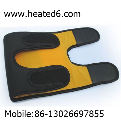 Electric heating knee