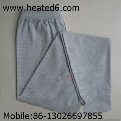 Electric heating pants