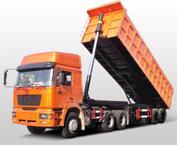 Hot sale dump lorry/tipping semitrailer with factory price