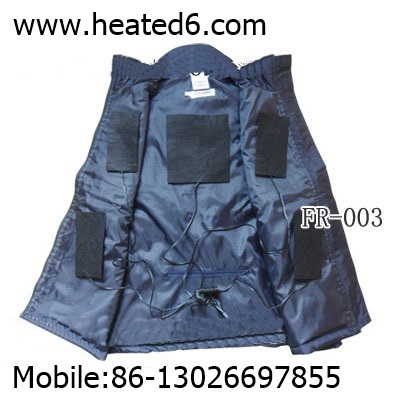 heated vest for father