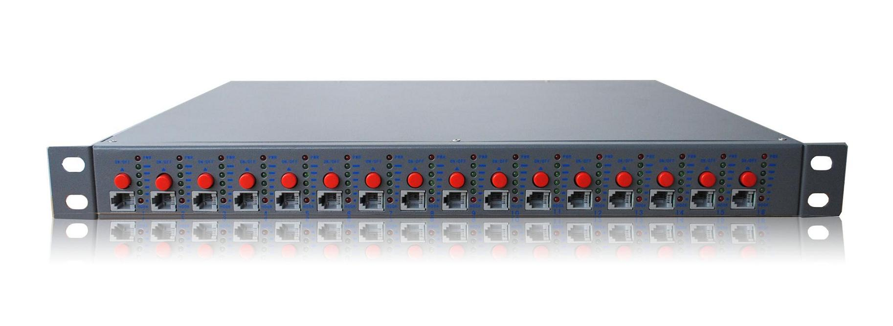 16 Ports GSM FWT Gateway for PABX
