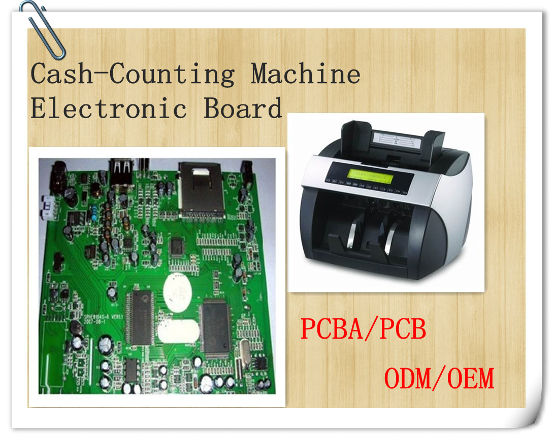 Currency count machine Electronic board