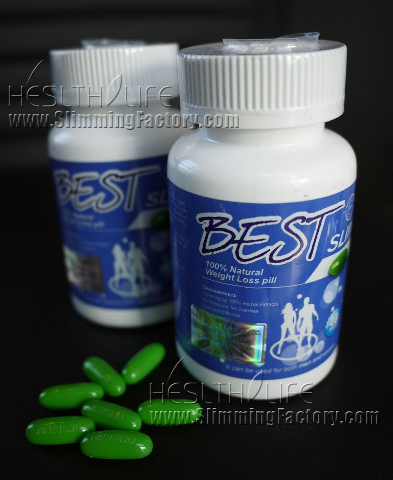 Best Slim -- 100% Botanic Slimming Pill, Factory Price