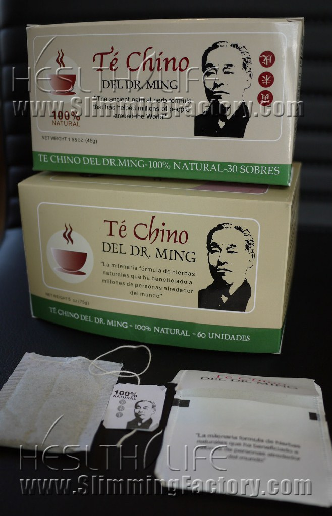 World best and good-taste slimming tea – Dr. Ming Slimming Tea