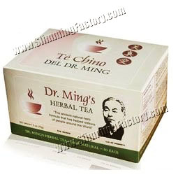 Dr. Ming Slimming Tea,Taste Good and Easy Slim