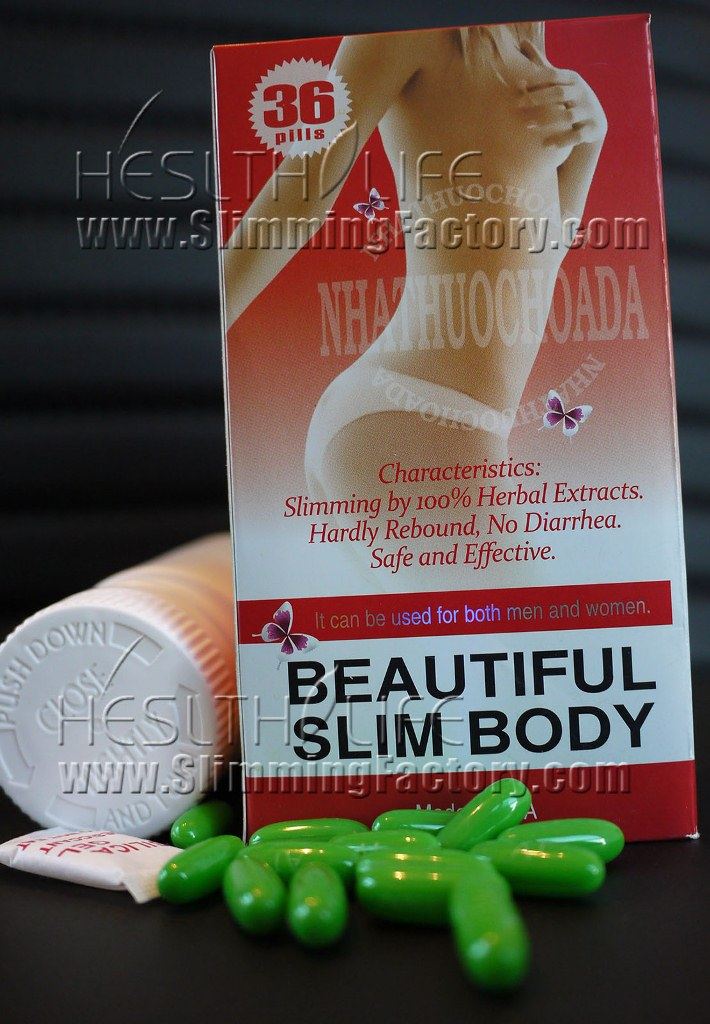 Beautiful Slim Body Weight Loss Pill (Lose 10-15 Lbs a Month)