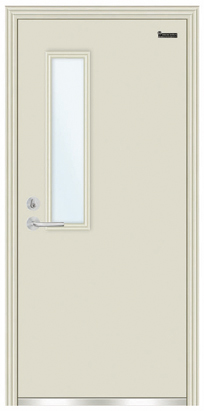 Steel Heat Insulation Fire Door