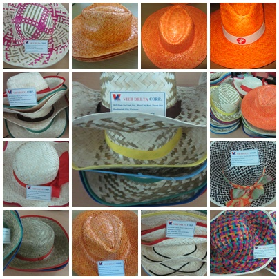 HANDICRAFT STRAW HAT