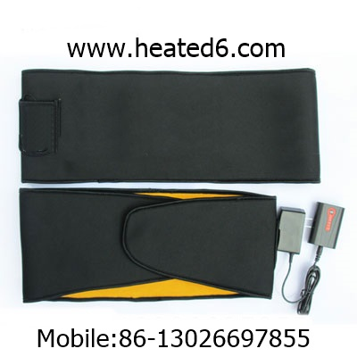 USB battery warm heating electrical heat transfer belt