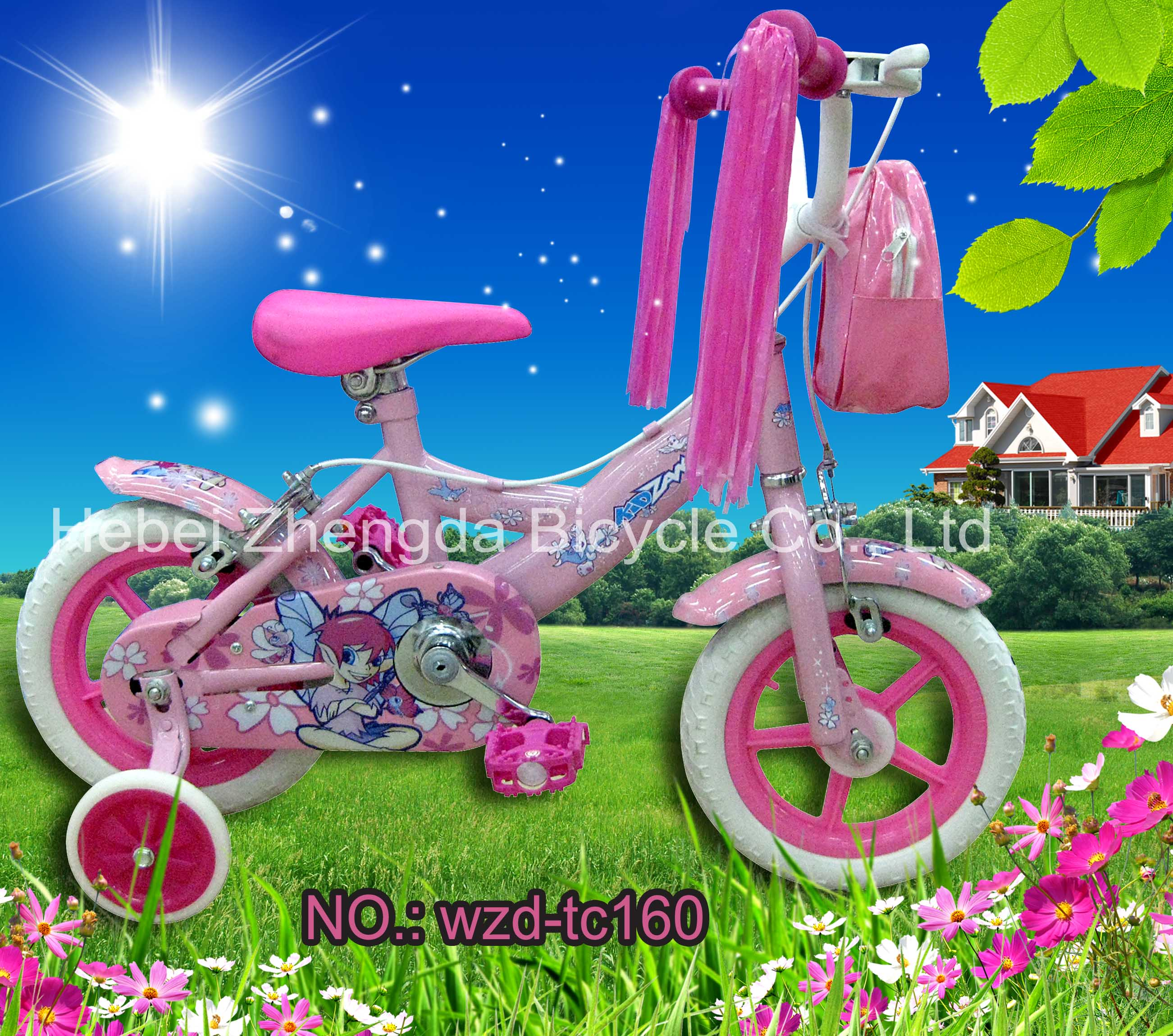 children's bicycle made in China