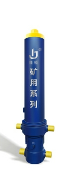 manufacturing and processing machinery China dump truck  front-end hydraulic cylinder