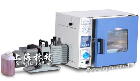 Lenpure Programmable Vacuum Drying Oven