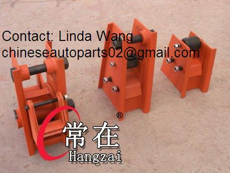 SAF suspension trailer parts/arm/hanger/plate/u-bolt