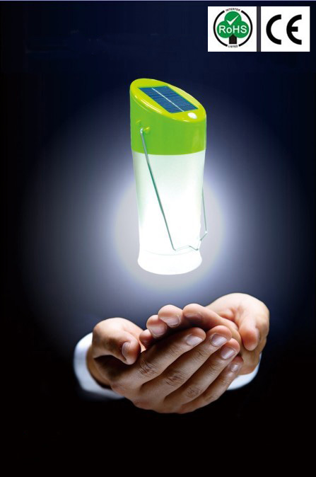 portable solar light
