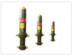 manufactruing and processing machinery China dump truck front-end hydraulic cylinder