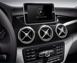 New Mercedes-Benz A/B car dvd Navigation