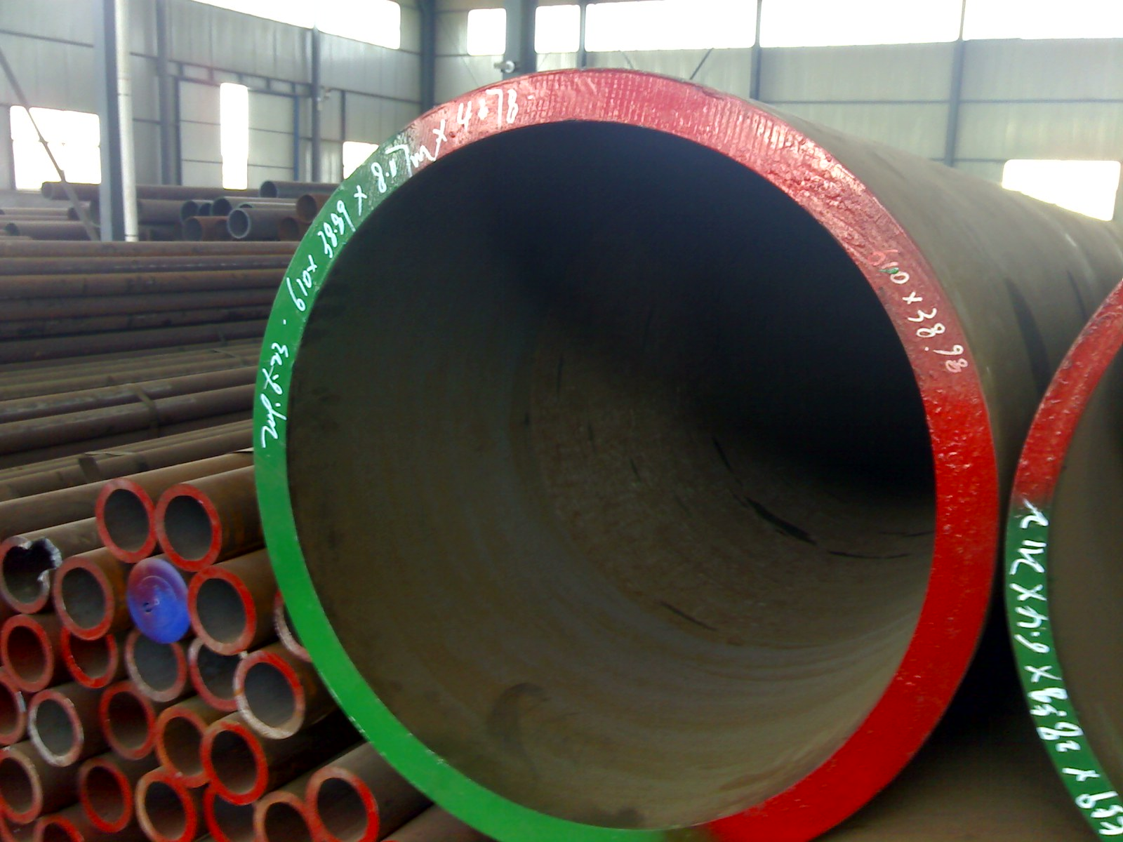 High pressure thick wall steel pipe carbon steel pipe prices seamless carbon steel pipe